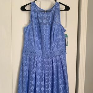 London Times lace dress